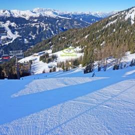 Skifahren in Flachau