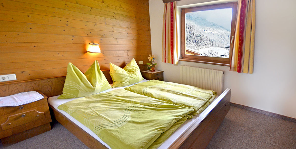 Doppelzimmer in Flachau