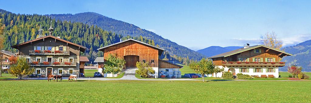 Specherhof in Flachau im Sommer