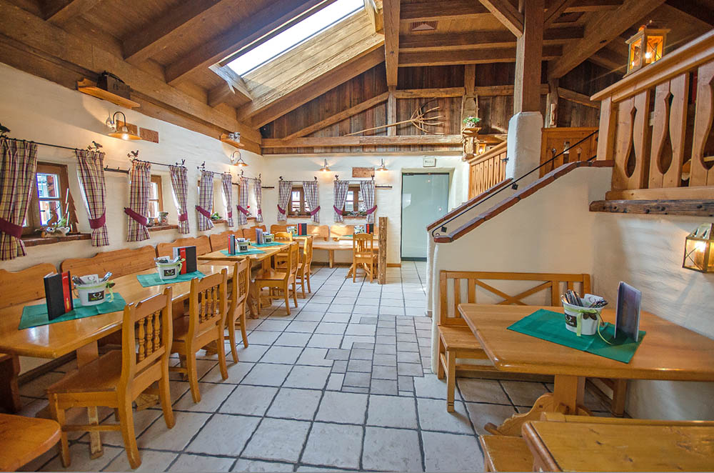Skihütte und Restaurant Flachau